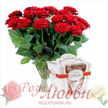 Фото букет роз для самой красивой