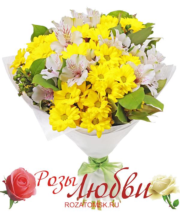 Заказ и доставка цветов лен.о живые цветы в горшке на память девушке